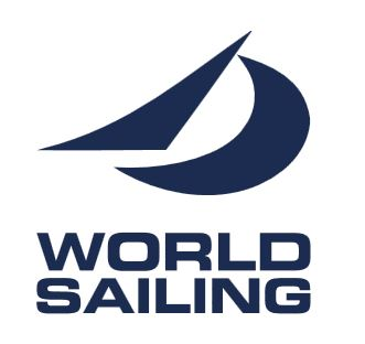 worldsailing logo white